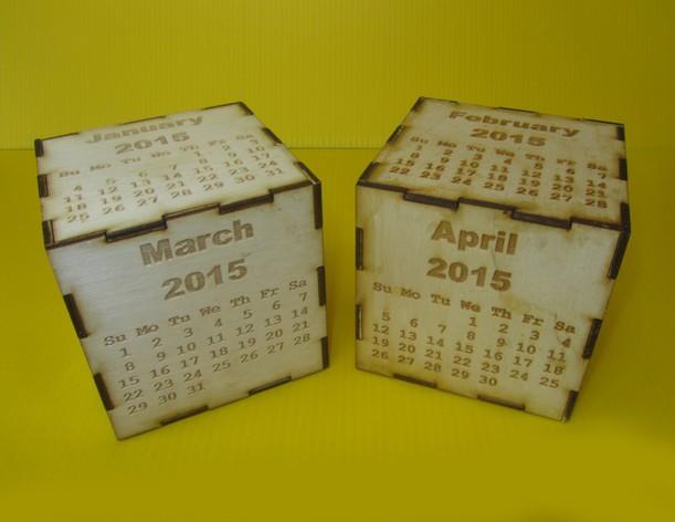 дизайн календаря 2017