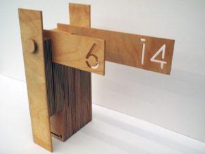 Дизайн необычных календарей. 7 идей от креативщиков